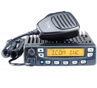 Equipo Icom IC F 521 36 - 174 MHz, VHF 50W, opc. SmarTrunk / LTR, 256