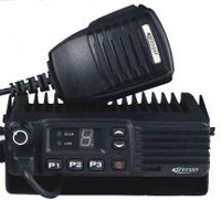 Movil, Base. Kirisun PT 8000 de VHF o UHF